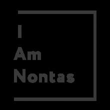 iamnontas logo